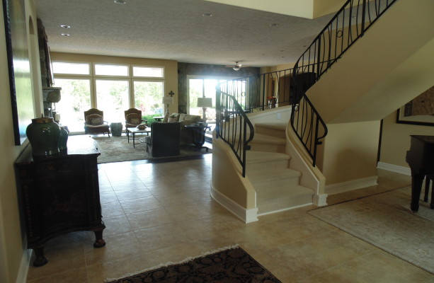 Large Open Home