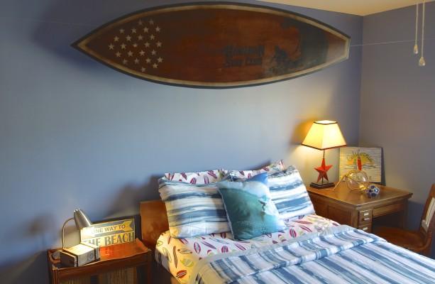 Boys Bedroom Redesign