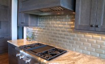 Backsplash-Gorgeous!